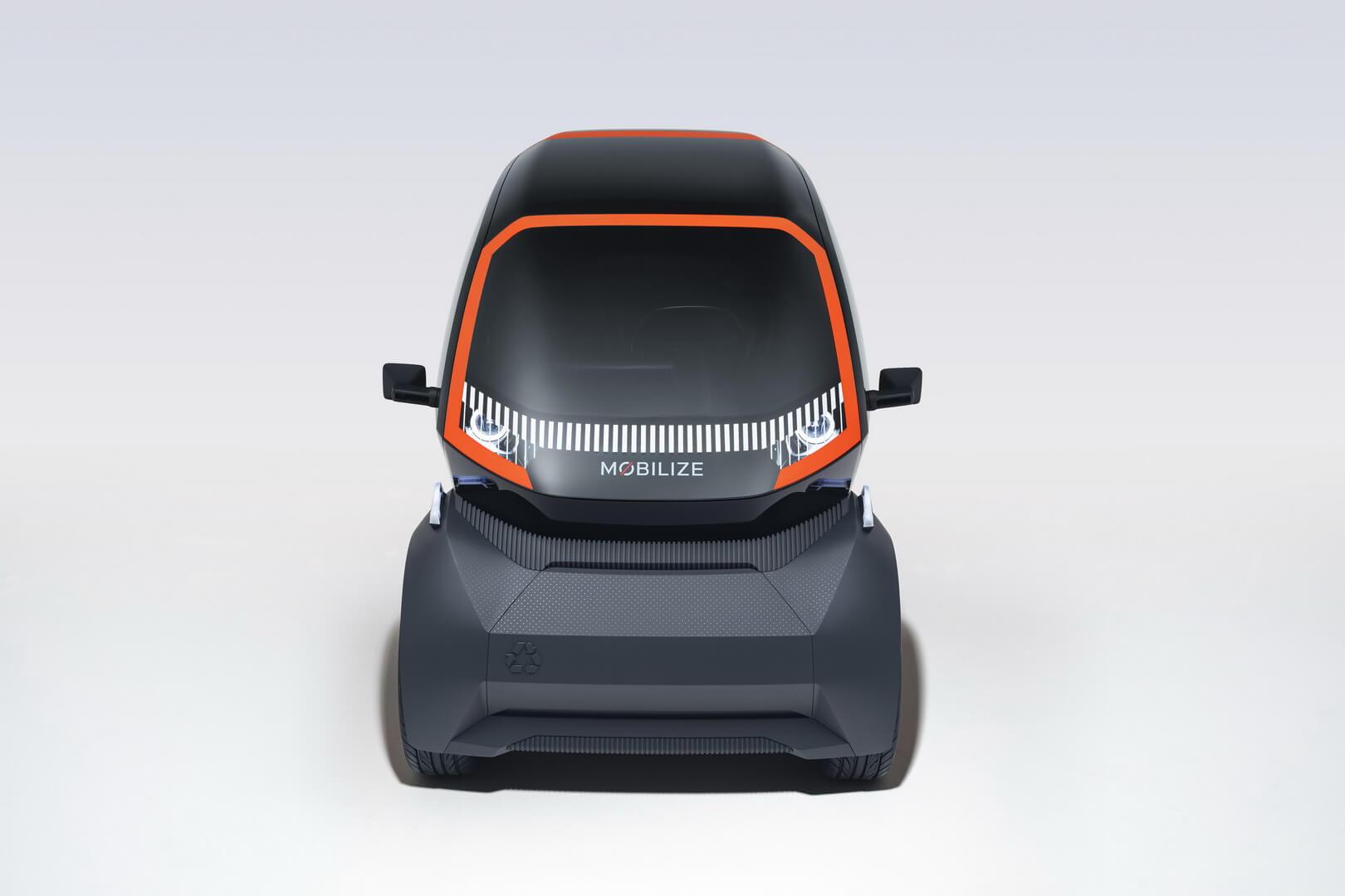 Mobilize EZ-1: Renault создала конкурента электромобилю Citroën Ami