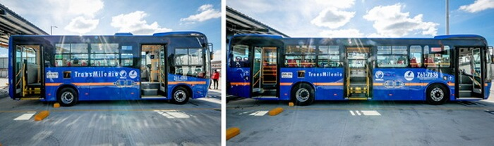 Наряду с заявленными ранее 470 автобусами в новую партию вошли автобусы длиной 9 и 12 метров