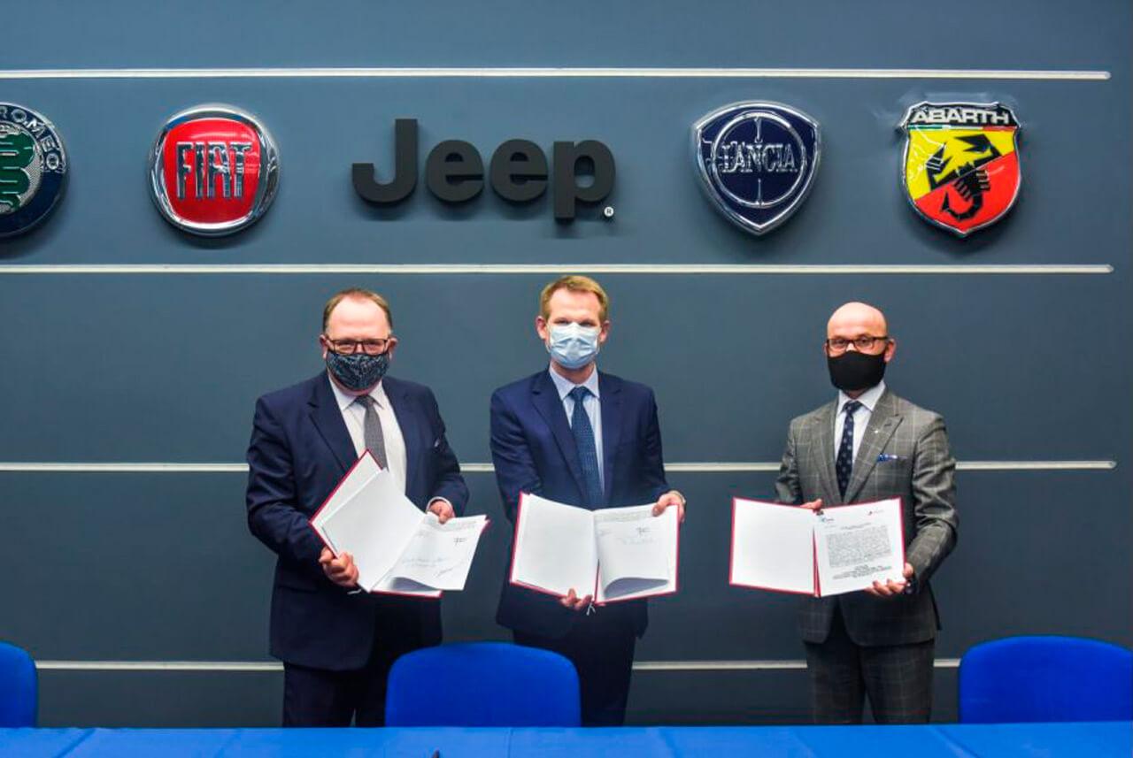 Fiat Chrysler Automobiles будет производить электромобили и гибриды Jeep, Fiat и Alfa Romeo в Польше