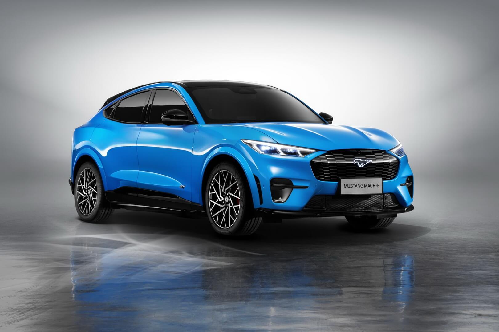 Ford будет производить Mustang Mach-E в Китае для местных клиентов