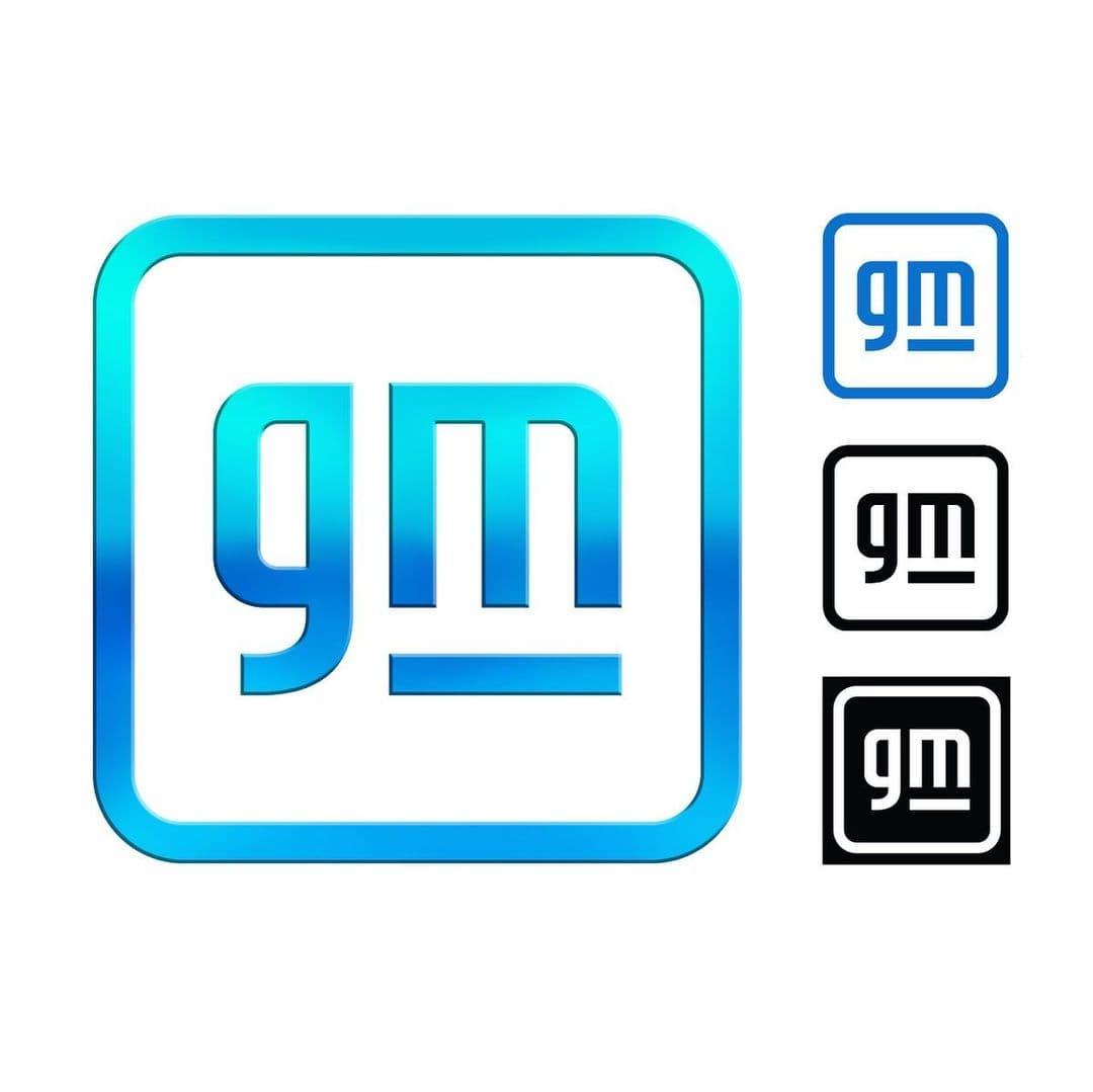 Новый логотип GM символизирует чистое небо будущего