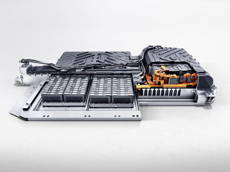 Аккумуляторная батарея Mercedes-Benz EQA