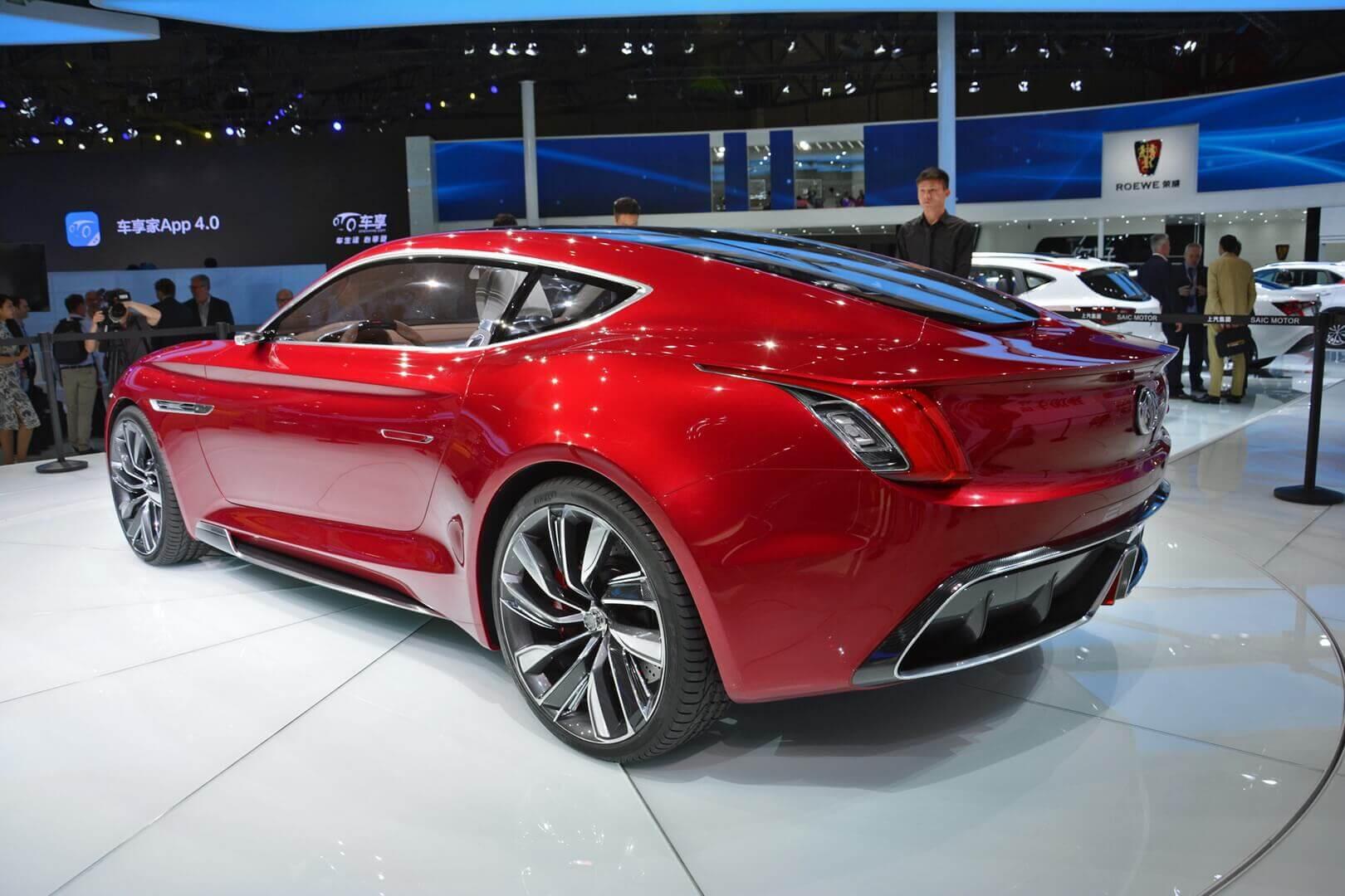 Tesla Roadster получит конкурента в лице электрического купе MG