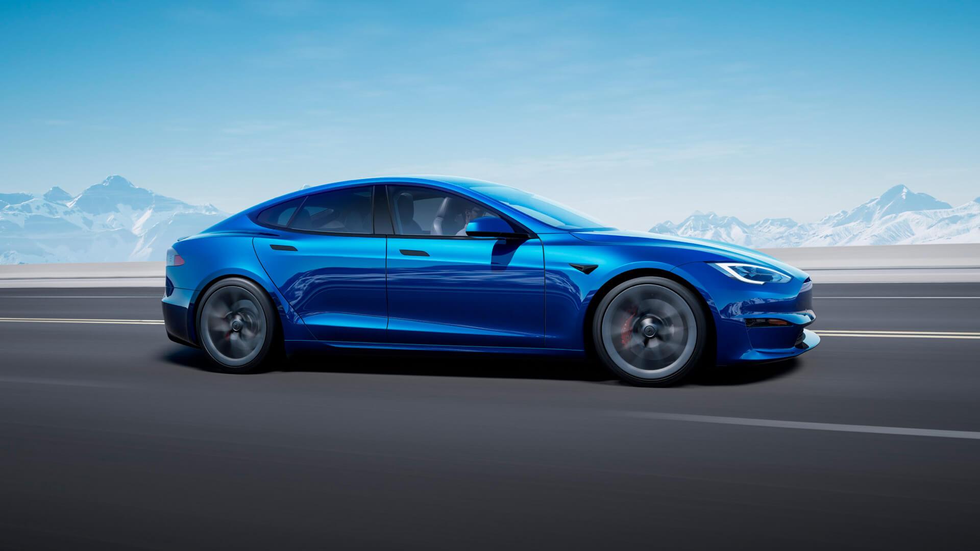 Tesla исключает из конфигуратора версии Performance, заменив их на Plaid и Plaid+