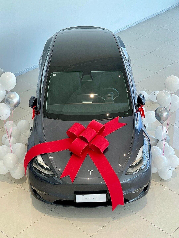 Поставки Tesla Model Y «Made in China» официально начались в Китае