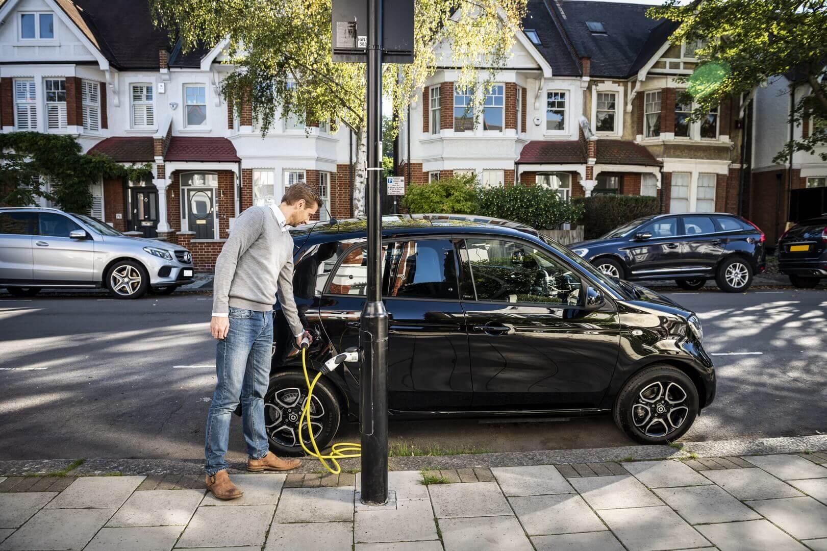 Shell покупает ведущего оператора зарядных станций для электромобилей в Великобритании