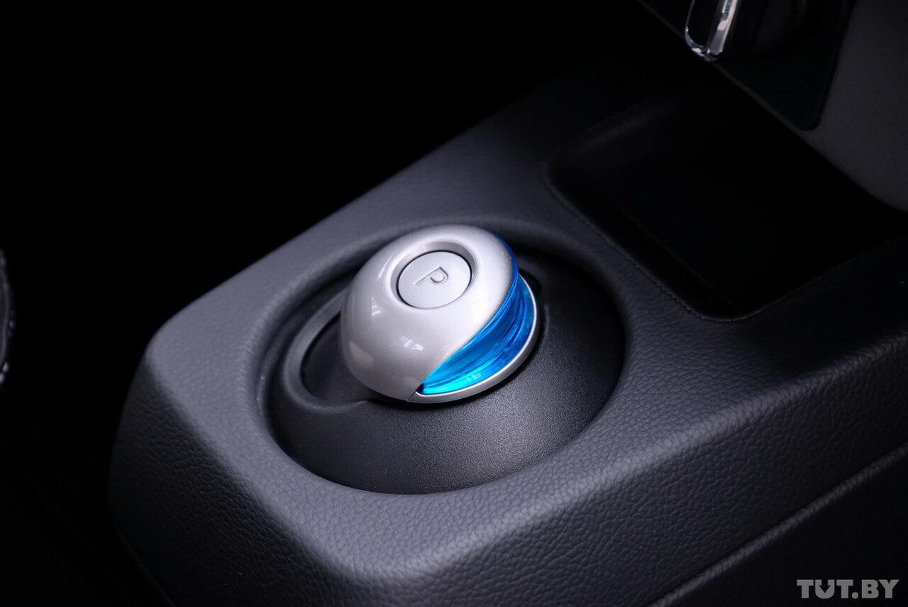 Селектор режимов движения от Nissan Leaf