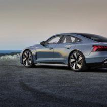 Фотография экоавто Audi e-tron GT - фото 18
