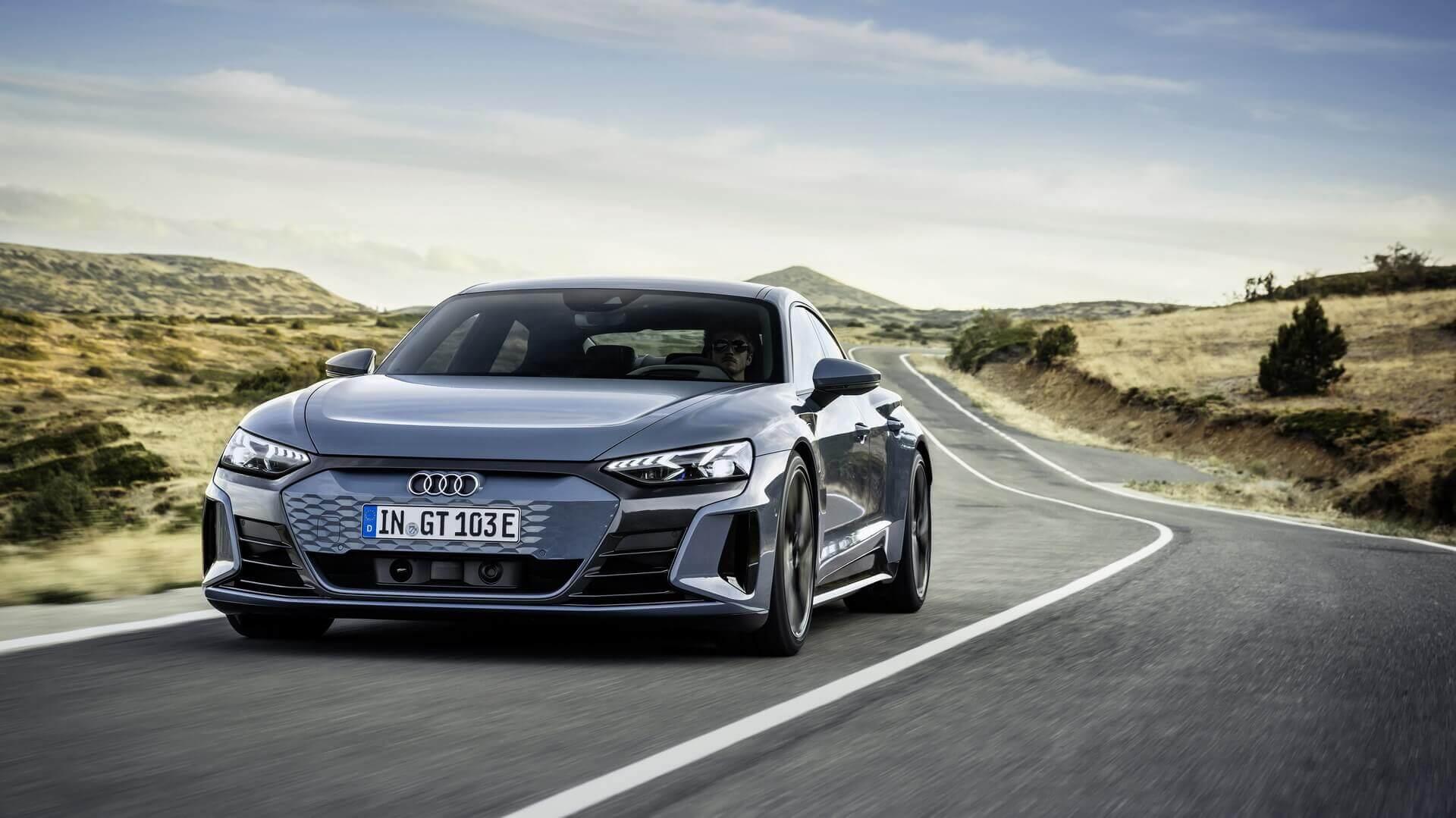 Фотография экоавто Audi e-tron GT - фото 17