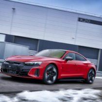 Фотография экоавто Audi e-tron GT - фото 9