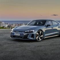 Фотография экоавто Audi e-tron GT - фото 13