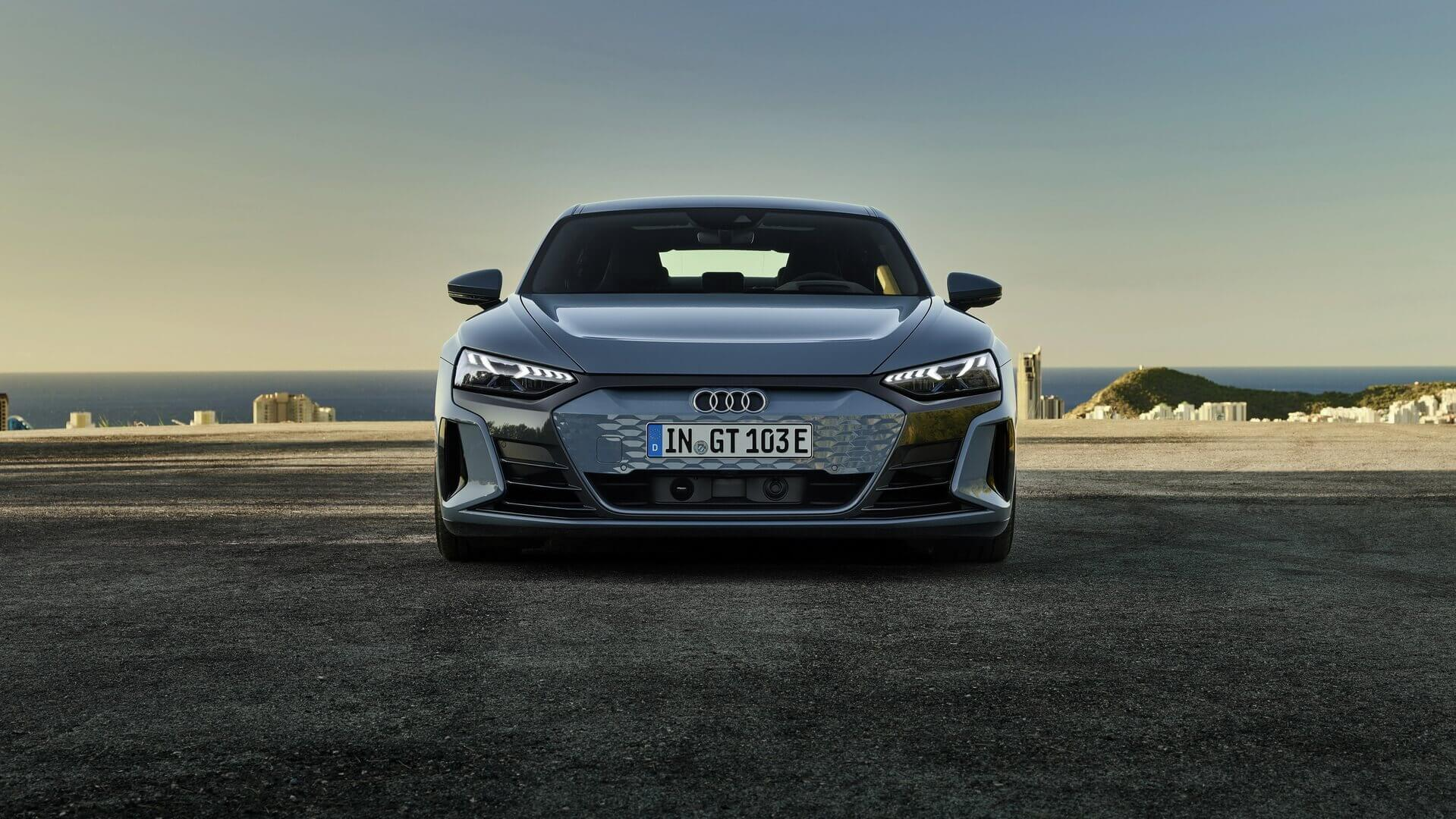 Фотография экоавто Audi e-tron GT - фото 10