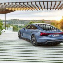 Фотография экоавто Audi e-tron GT - фото 8