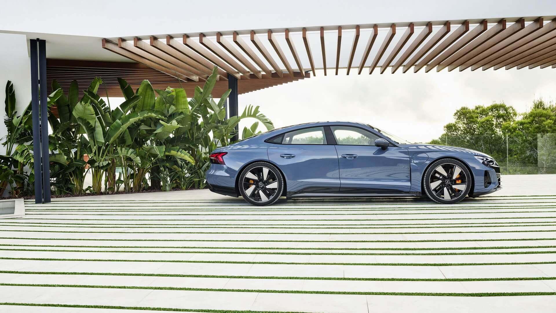Фотография экоавто Audi e-tron GT - фото 6