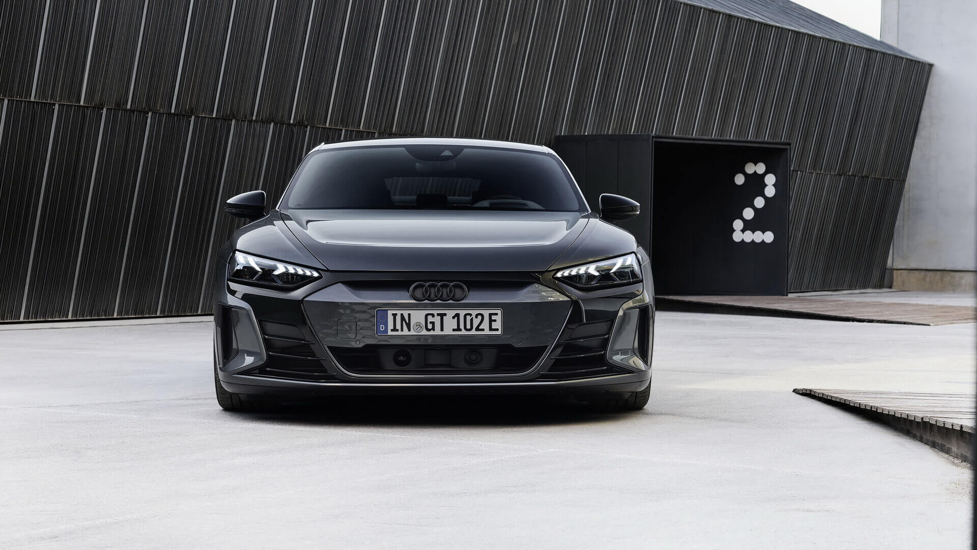 Фотография экоавто Audi RS e-tron GT
