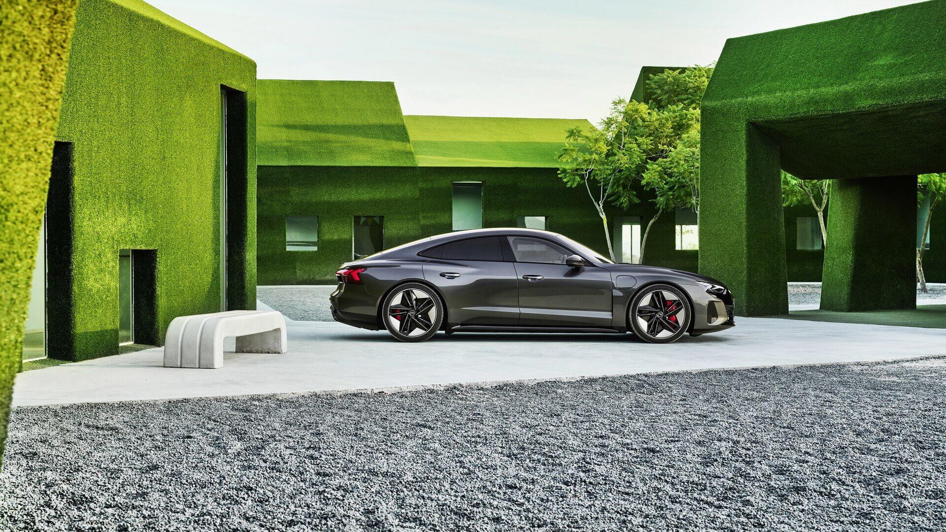 Фотография экоавто Audi RS e-tron GT - фото 13