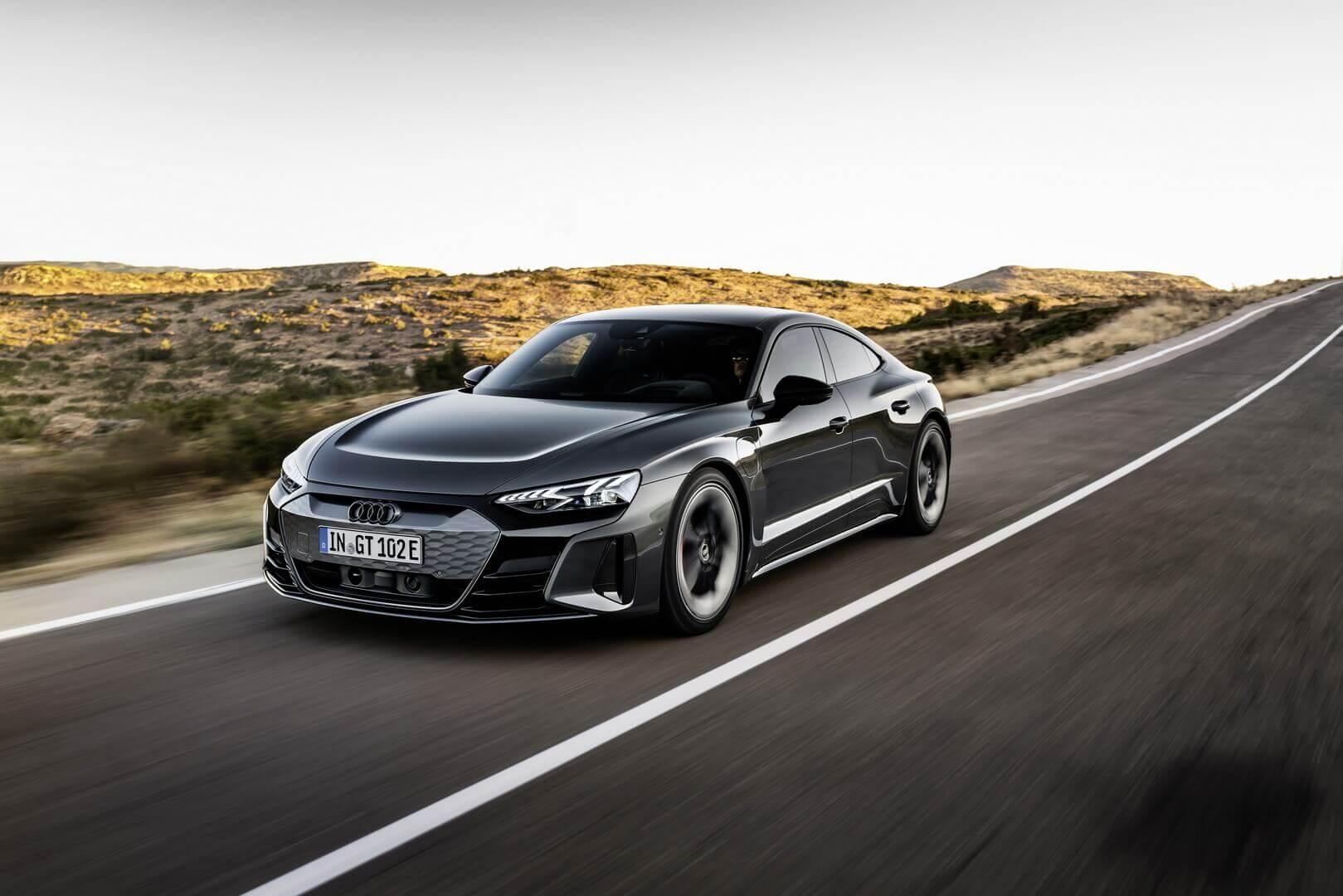 Фотография экоавто Audi RS e-tron GT - фото 8