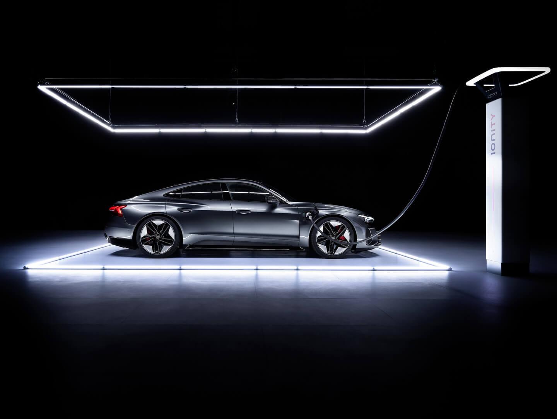 Фотография экоавто Audi RS e-tron GT - фото 16