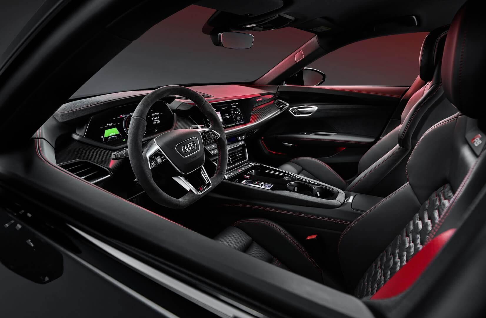 Фотография экоавто Audi RS e-tron GT - фото 17