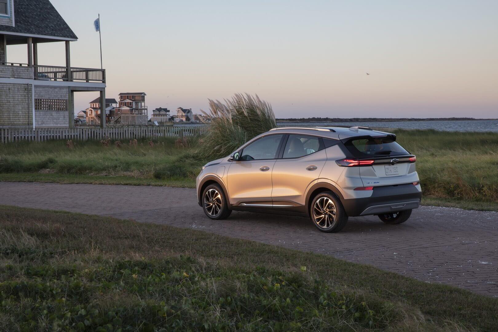 Фотография экоавто Chevrolet Bolt EUV (65 кВт⋅ч) - фото 11