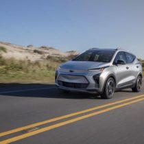 Фотография экоавто Chevrolet Bolt EUV (65 кВт⋅ч) - фото 6