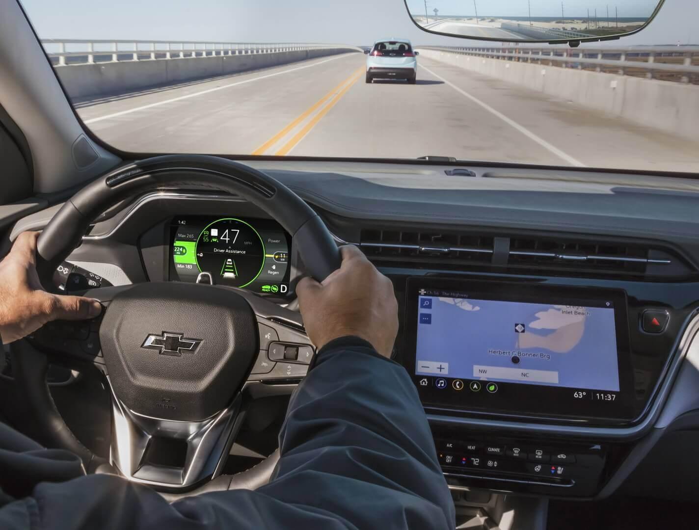Фотография экоавто Chevrolet Bolt EUV (65 кВт⋅ч) - фото 14