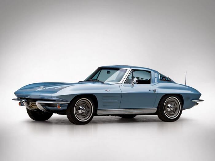 Оригинальный Chevrolet Corvette C2