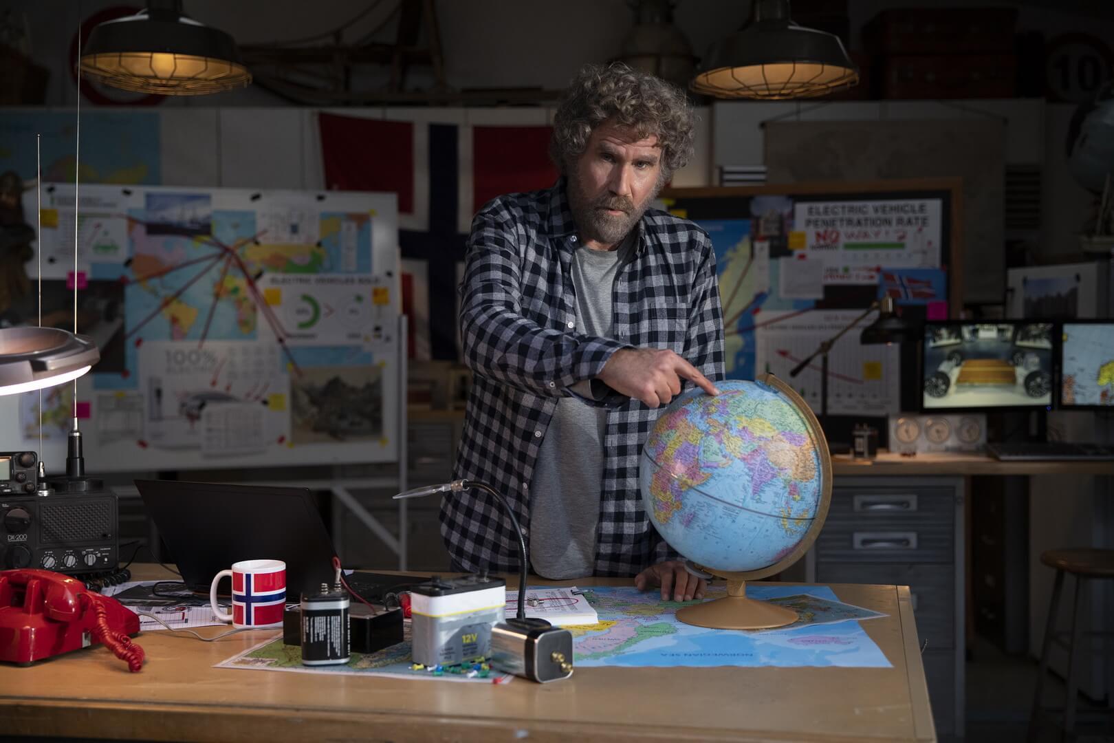 США круче Норвегии: новая реклама электрокаров GM с Уиллом Ферреллом