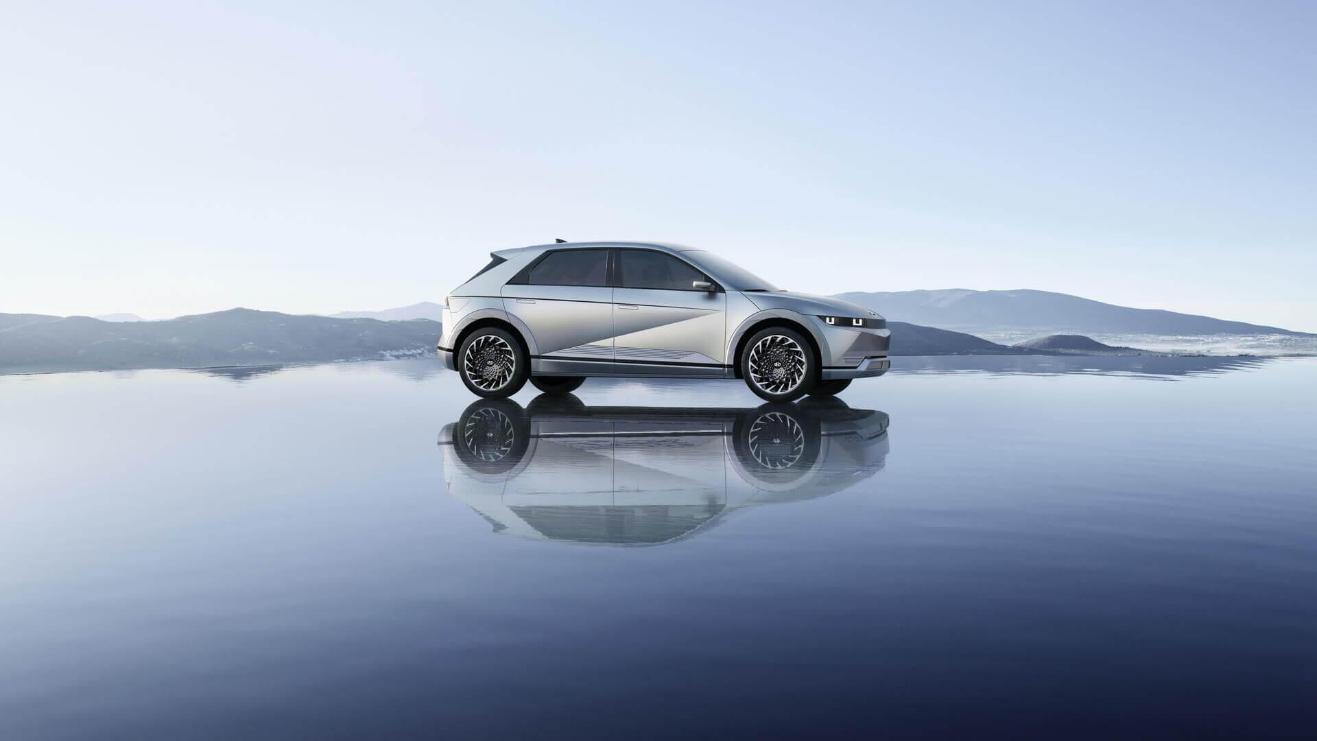 Фотография экоавто Hyundai IONIQ 5 2WD «Standard Range» (58 кВт⋅ч) - фото 5