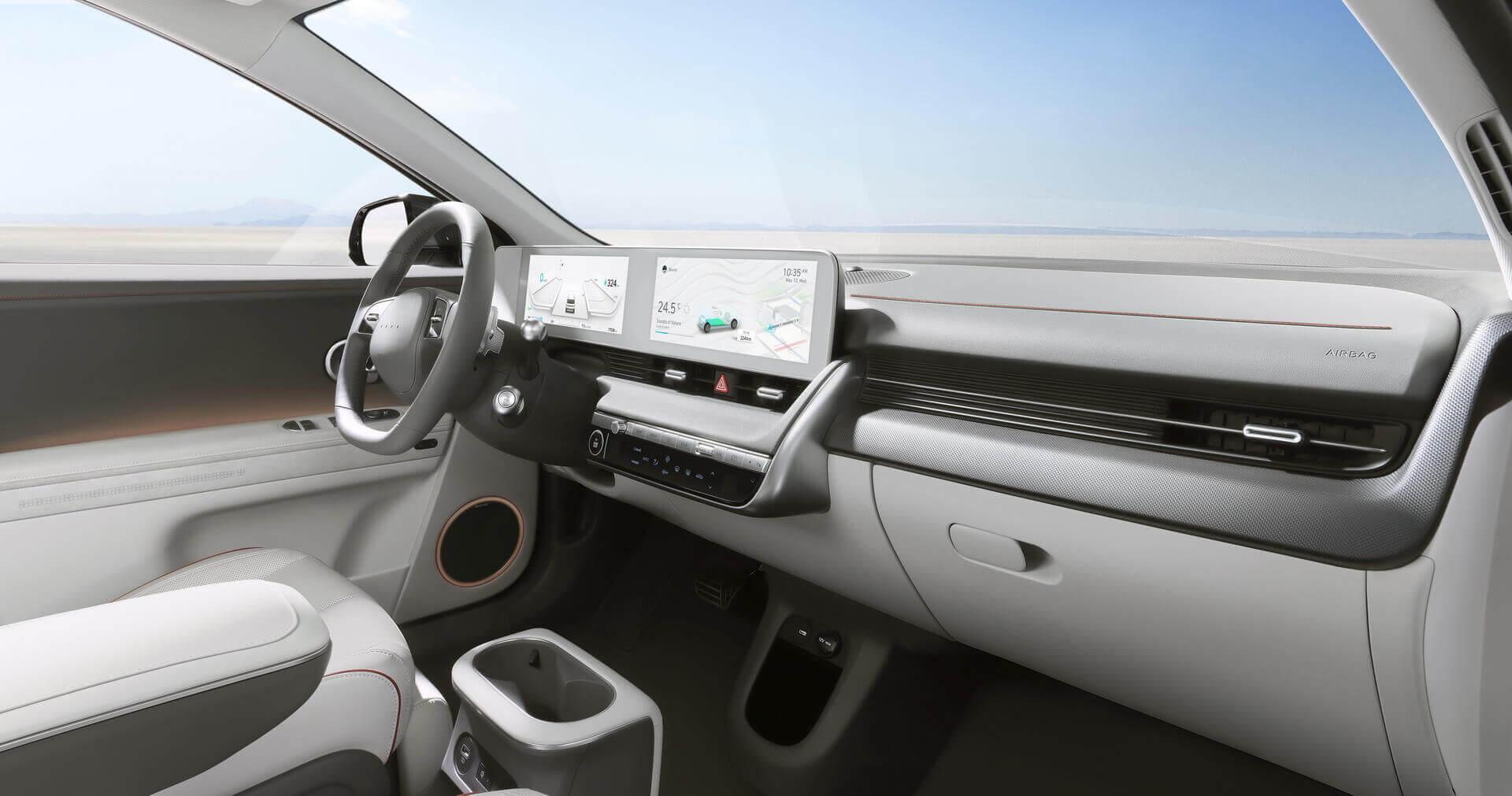 Фотография экоавто Hyundai IONIQ 5 2WD «Standard Range» (58 кВт⋅ч) - фото 17