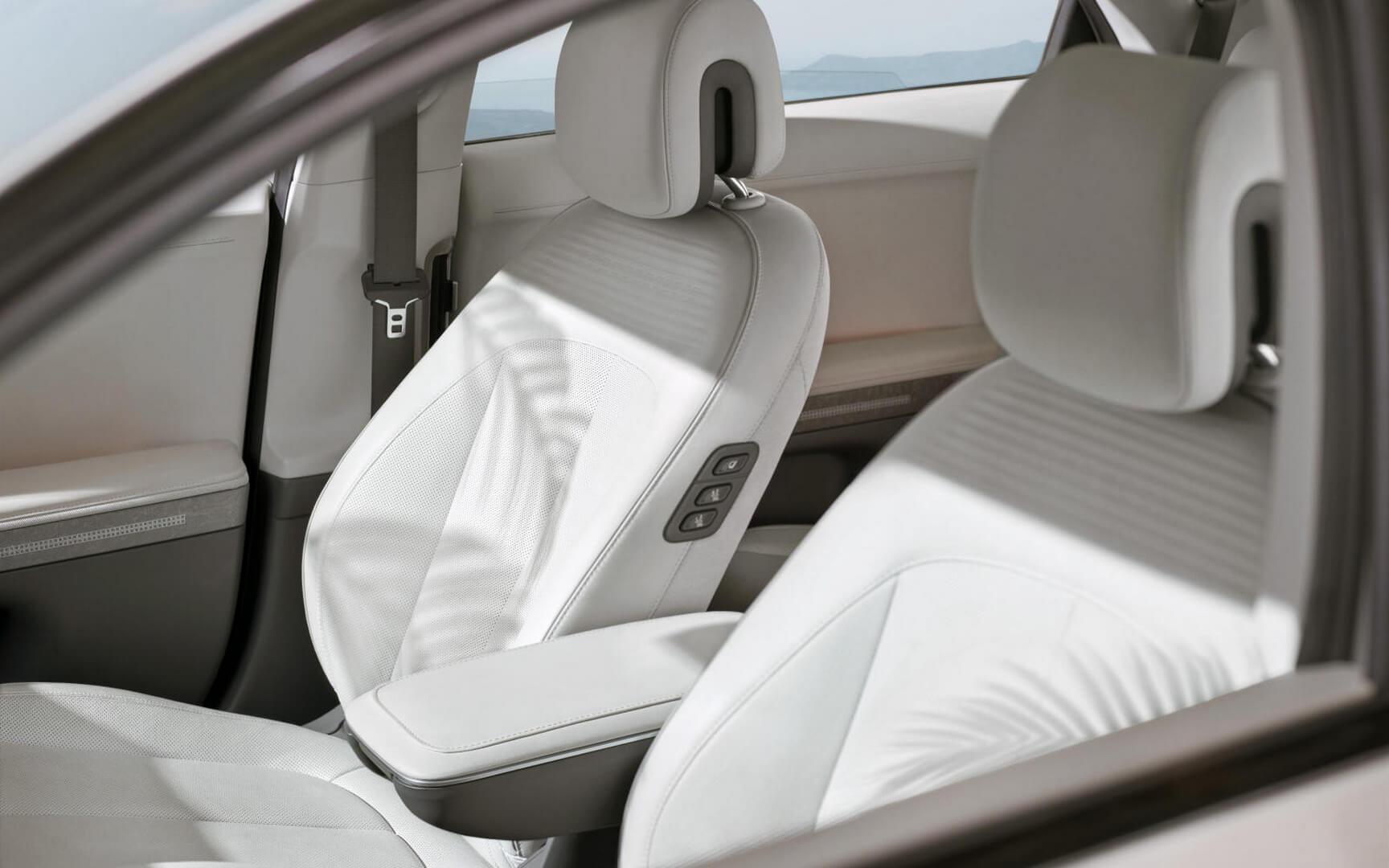 Фотография экоавто Hyundai IONIQ 5 2WD «Standard Range» (58 кВт⋅ч) - фото 20