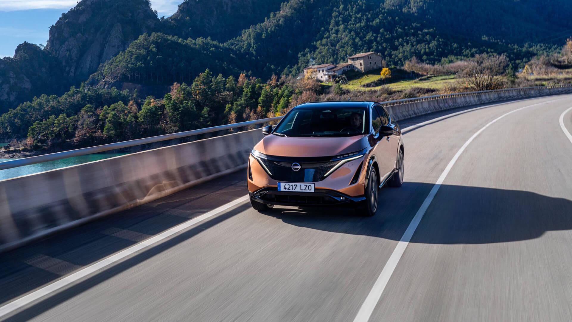Десятилетний опыт создания электромобилей позволит инженерам и дизайнерам Nissan максимально увеличить запас хода модели Ariya