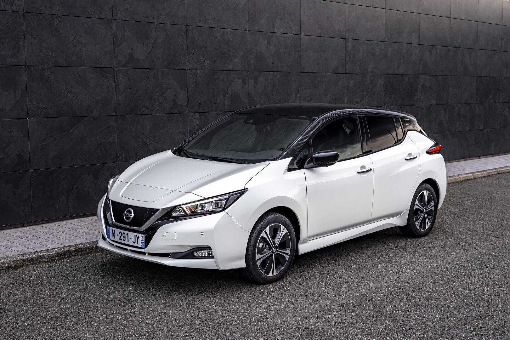Nissan выпускает специальную версию LEAF10