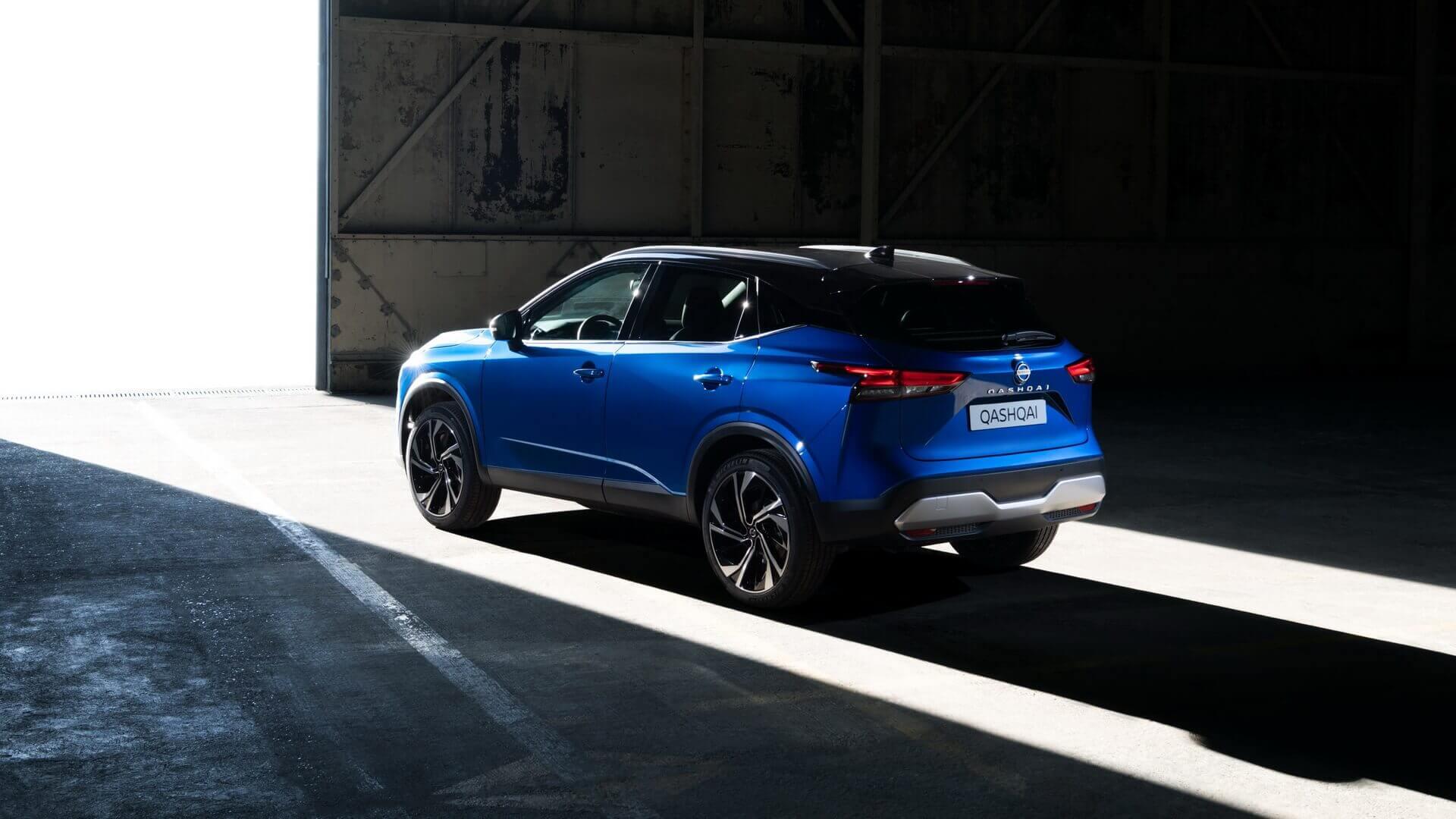 Новый Nissan Qashqai будет доступен в Европе с «мягкой» гибридной технологией