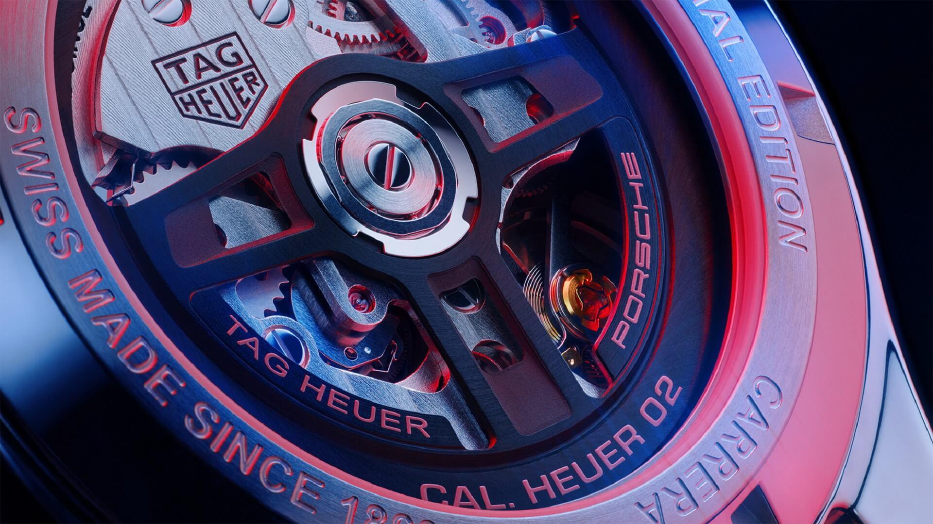 Хронограф TAG Heuer Carrera Porsche