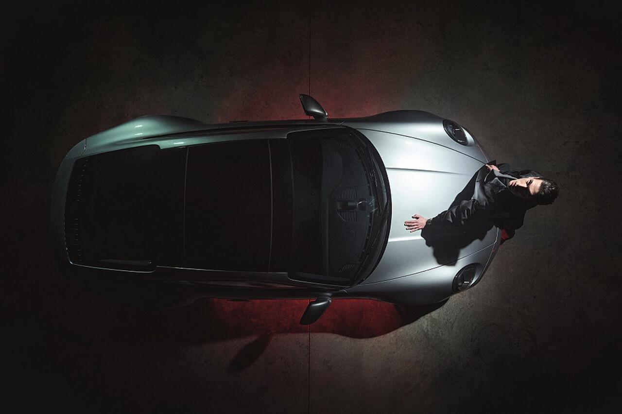 Дружеские отношения Porsche cTAG Heuer длятся уже десятилетиями