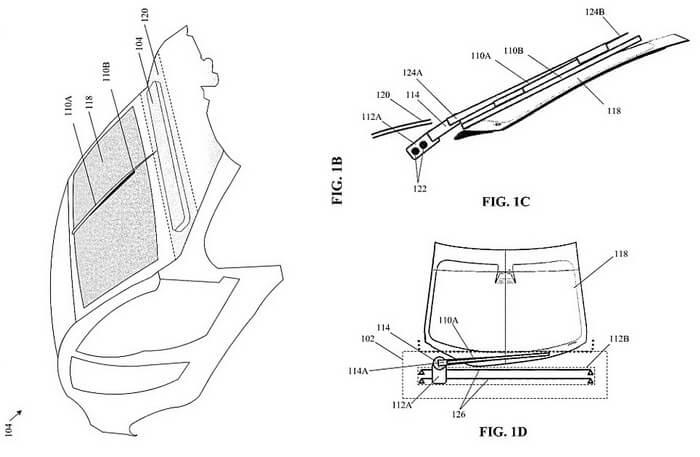 Революционный стеклоочиститель Tesla Roadster2.0 получил одобрение вСША
