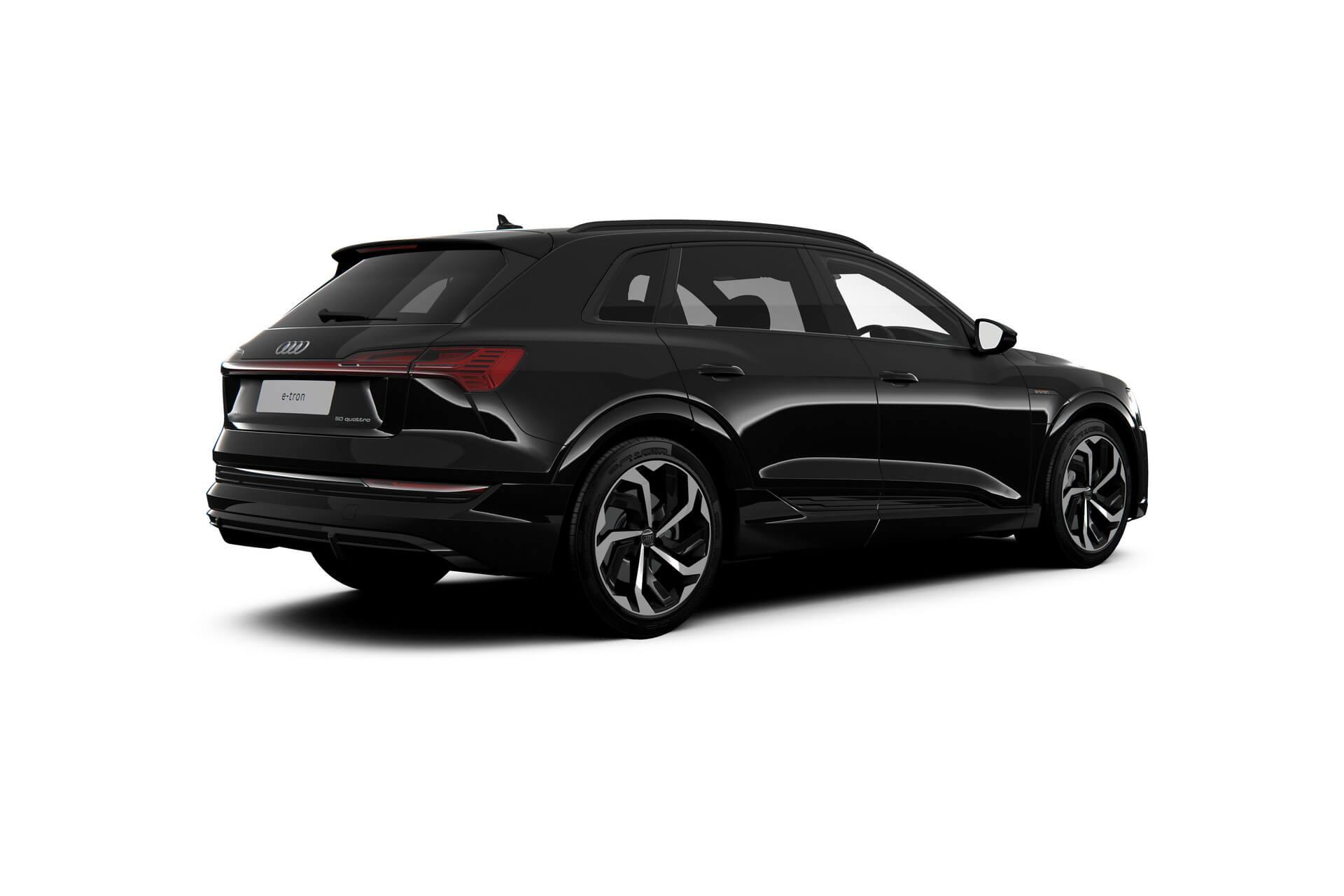 Audi e-tron 55 quattro Black Edition