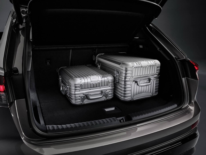 Багажное отделение Audi Q4 e-tron