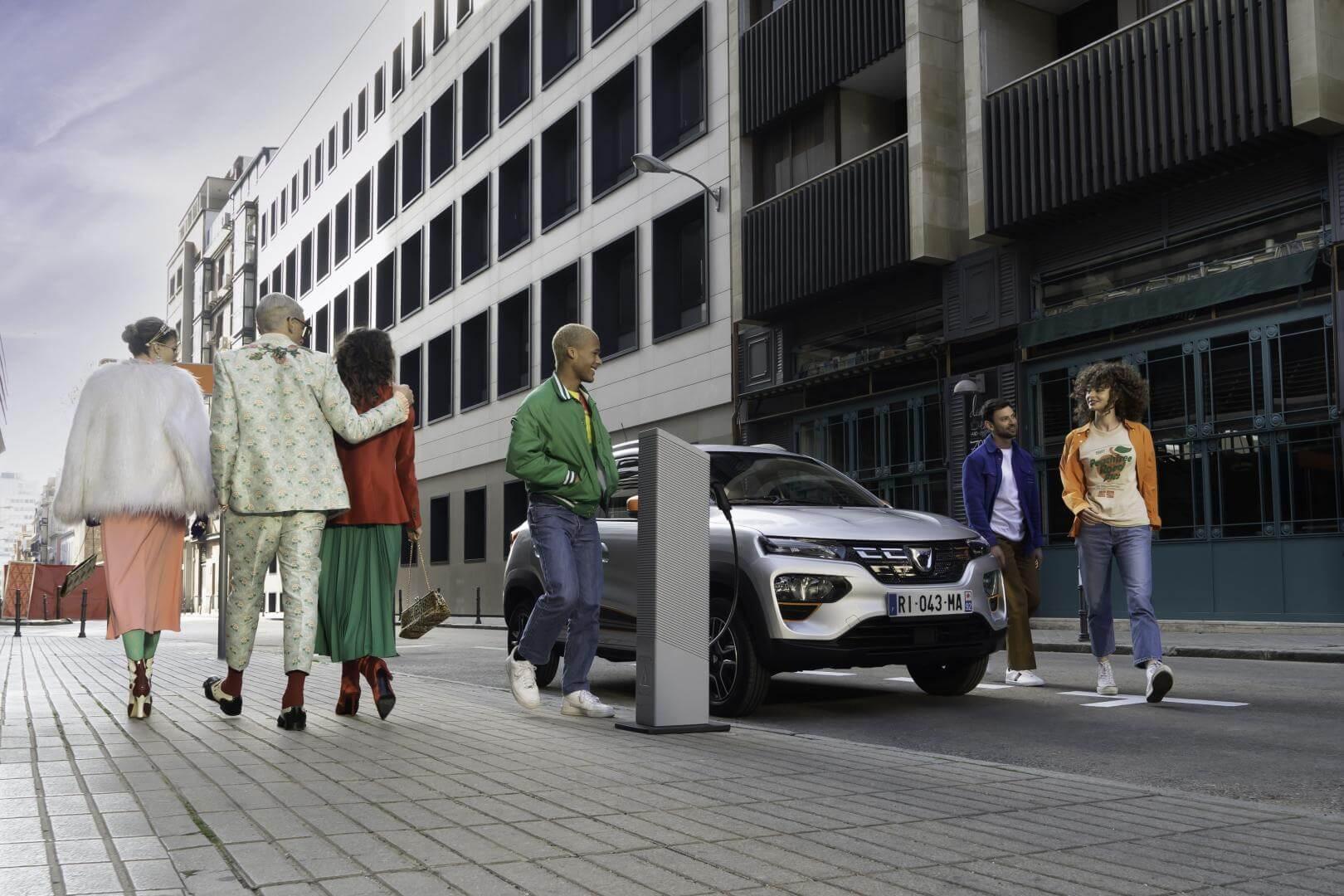 Внушительный грант Германии наэлектромобили означает, что Dacia Spring будет стоить от €10920