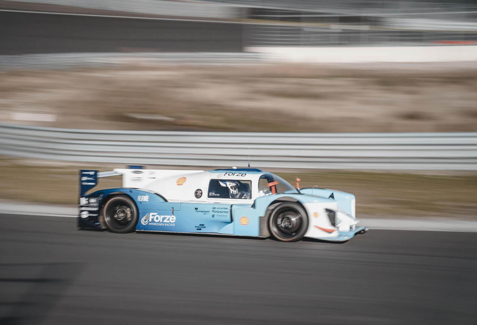 Hyundai и Forze Hydrogen Racing создадут самый быстрый в мире FCEV-спорткар