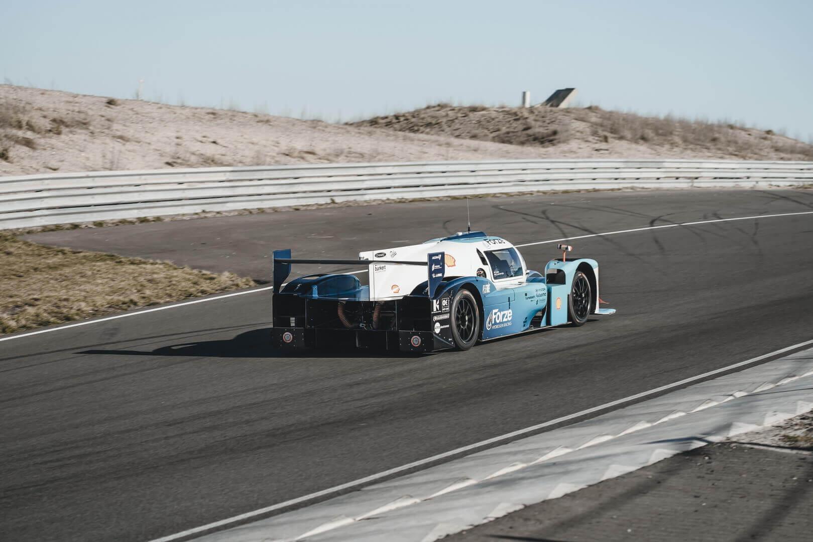 Hyundai и Forze создадут самый быстрый в мире водородный спорткар