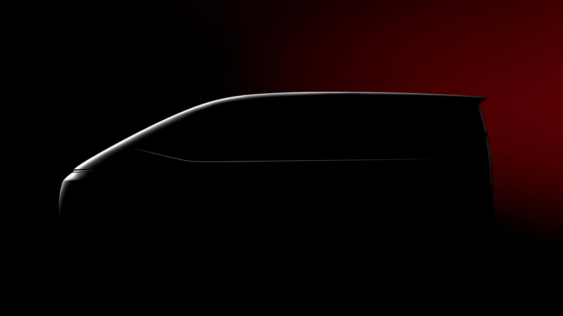 Hyundai STARIA— новая модель MPV сегмента спремиальным ифутуристическим дизайном