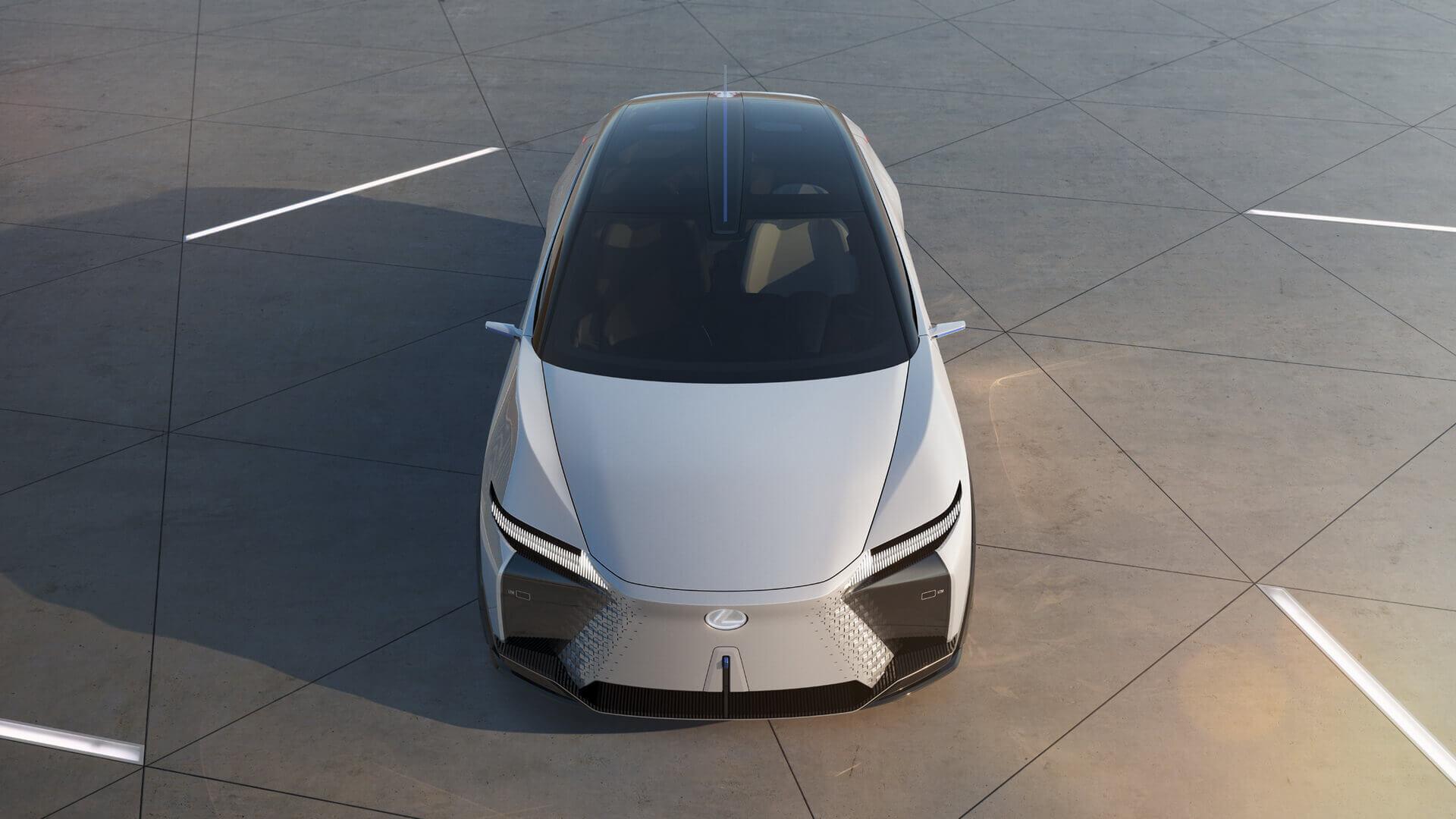 Концепт Lexus LF-Z Electrified представляет будущее дизайна, технологий ипроизводительности бренда