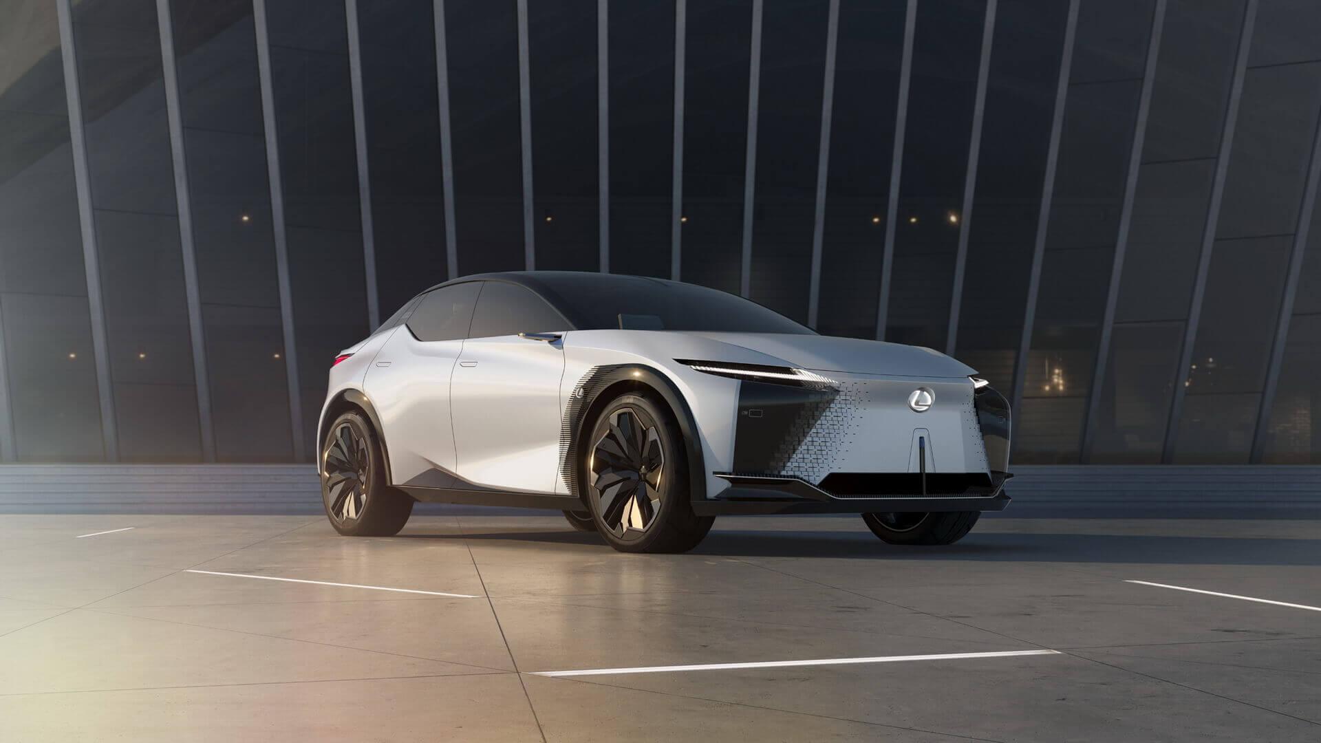 Концепт Lexus LF-Z Electrified заявляет о приверженности электромобилям и спортивности