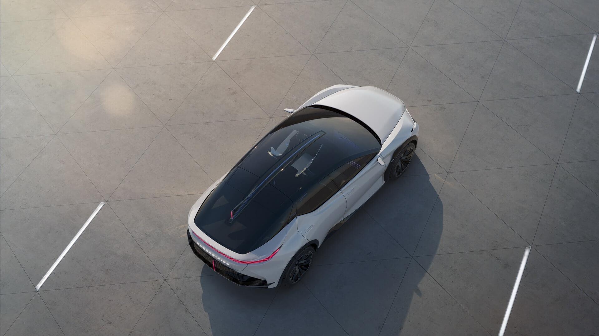Lexus анонсирует направление дизайна будущих электромобилей сконцепцией «LF-Z Electrified»