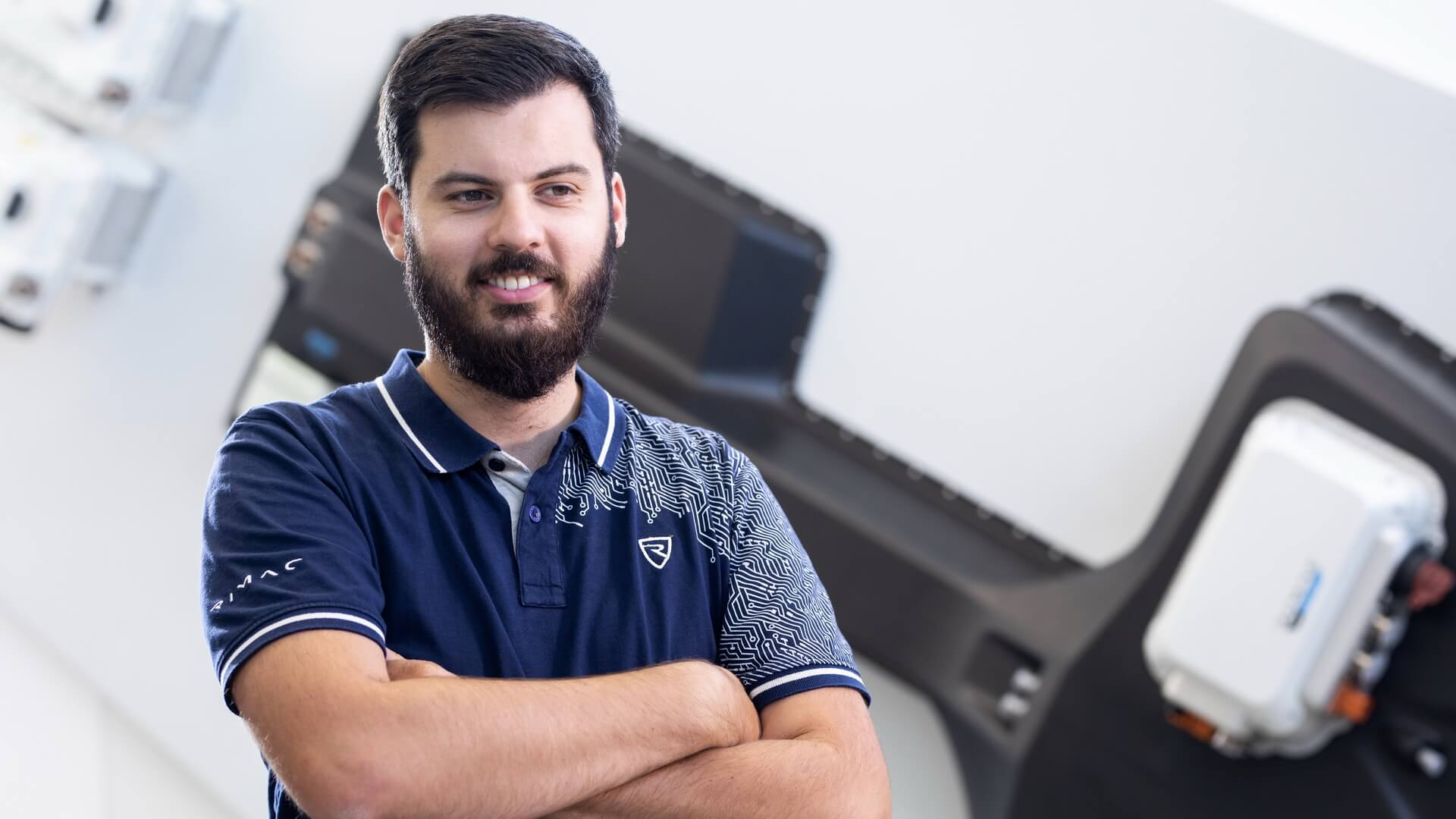 Основатель компании Rimac Automobili Мате Римак