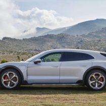 Фотография экоавто Porsche Taycan 4 Cross Turismo - фото 19