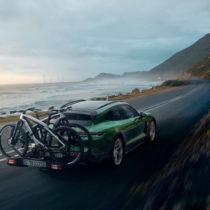 Фотография экоавто Porsche Taycan 4 Cross Turismo - фото 21