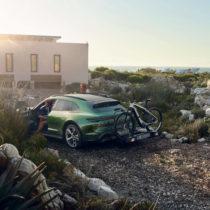 Фотография экоавто Porsche Taycan 4 Cross Turismo - фото 20